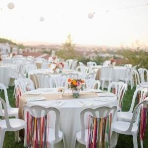 Summer Backyard Wedding - Calabasas, Ca