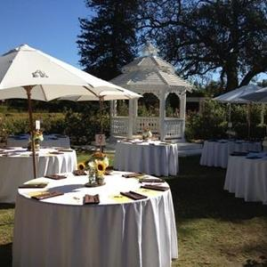 Orcutt Ranch Wedding Reception