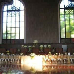 Union Station Wedding Reception 1