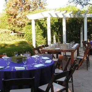 Orcutt Ranch Wedding Reception - Pergola