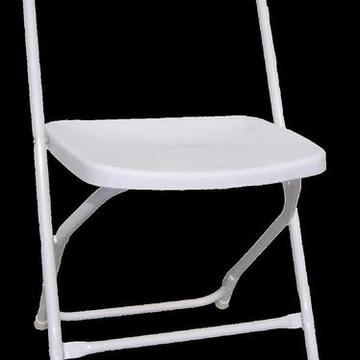 Samsonite chair white