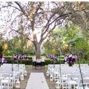 Orcutt Ranch Wedding Ceremony