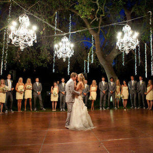 Saddlerock Ranch Wedding Dance